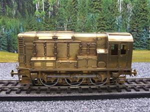 Sancheng Finescale Brass O Gauge 08 Shunter Diesel Loco Electric 2 Rail image 9