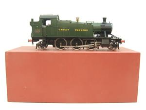 "Sancheng O Gauge Finescale Brass ""Great Western"" Prairie 2-6-2 Tank Loco R/N 4578 Electric 2 Rail image 1"
