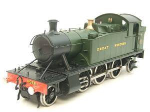 "Sancheng O Gauge Finescale Brass ""Great Western"" Prairie 2-6-2 Tank Loco R/N 4578 Electric 2 Rail image 2"