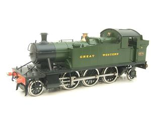 "Sancheng O Gauge Finescale Brass ""Great Western"" Prairie 2-6-2 Tank Loco R/N 4578 Electric 2 Rail image 4"