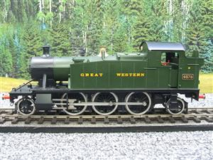 "Sancheng O Gauge Finescale Brass ""Great Western"" Prairie 2-6-2 Tank Loco R/N 4578 Electric 2 Rail image 5"