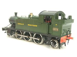 "Sancheng O Gauge Finescale Brass ""Great Western"" Prairie 2-6-2 Tank Loco R/N 4578 Electric 2 Rail image 6"