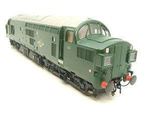 HelJan Ltd Ed Tower Models O Gauge 3702 Class 37 BR Green Railfreight Diesel Loco Un-Numbered image 2