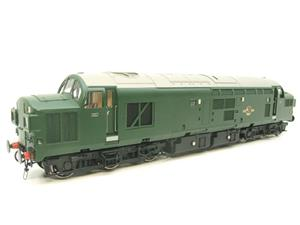 HelJan Ltd Ed Tower Models O Gauge 3702 Class 37 BR Green Railfreight Diesel Loco Un-Numbered image 3