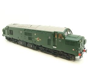 HelJan Ltd Ed Tower Models O Gauge 3702 Class 37 BR Green Railfreight Diesel Loco Un-Numbered image 4