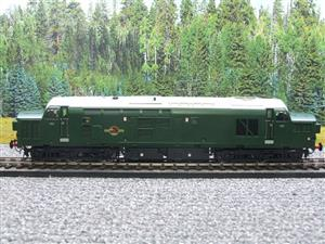 HelJan Ltd Ed Tower Models O Gauge 3702 Class 37 BR Green Railfreight Diesel Loco Un-Numbered image 5