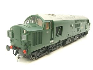 HelJan Ltd Ed Tower Models O Gauge 3702 Class 37 BR Green Railfreight Diesel Loco Un-Numbered image 6