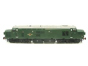 HelJan Ltd Ed Tower Models O Gauge 3702 Class 37 BR Green Railfreight Diesel Loco Un-Numbered image 9