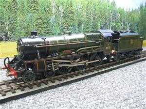 "O Gauge Solid Brass BR Jubilee 6P Class 4-6-0 ""Fearless"" R/N 45723 Electric 3 Rail image 3"