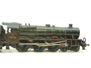 "O Gauge Solid Brass BR Jubilee 6P Class 4-6-0 ""Fearless"" R/N 45723 Electric 3 Rail image 4"