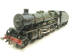 "O Gauge Solid Brass BR Jubilee 6P Class 4-6-0 ""Fearless"" R/N 45723 Electric 3 Rail image 6"
