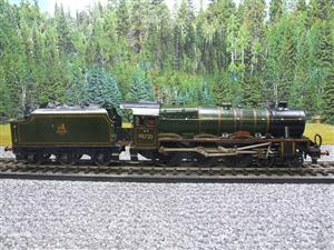 "O Gauge Solid Brass BR Jubilee 6P Class 4-6-0 ""Fearless"" R/N 45723 Electric 3 Rail image 8"