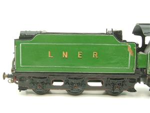 "O Gauge Solid Brass LNER B17/4 Class 4-6-0 ""Leicester City"" R/N 2865 Electric 3 Rail image 5"