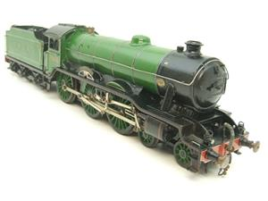 "O Gauge Solid Brass LNER B17/4 Class 4-6-0 ""Leicester City"" R/N 2865 Electric 3 Rail image 6"