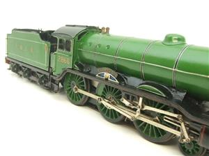 "O Gauge Solid Brass LNER B17/4 Class 4-6-0 ""Leicester City"" R/N 2865 Electric 3 Rail image 8"