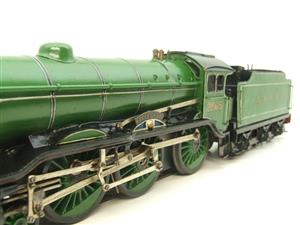 "O Gauge Solid Brass LNER B17/4 Class 4-6-0 ""Leicester City"" R/N 2865 Electric 3 Rail image 10"