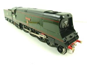"Ace Trains O Gauge E9 Bulleid Pacific BR ""Exmouth"" R/N 34015 Electric 2/3 Rail Bxd image 4"
