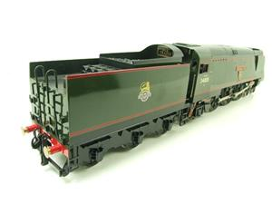 "Ace Trains O Gauge E9 Bulleid Pacific BR ""Exmouth"" R/N 34015 Electric 2/3 Rail Bxd image 5"