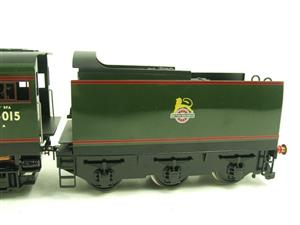 "Ace Trains O Gauge E9 Bulleid Pacific BR ""Exmouth"" R/N 34015 Electric 2/3 Rail Bxd image 8"