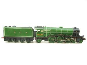 "O Gauge Solid Brass LNER A3 Class 4-6-2 ""Windsor Lad"" R/N 2500 Electric 3 Rail image 1"