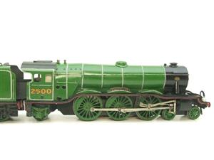 "O Gauge Solid Brass LNER A3 Class 4-6-2 ""Windsor Lad"" R/N 2500 Electric 3 Rail image 4"