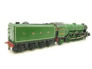 "O Gauge Solid Brass LNER A3 Class 4-6-2 ""Windsor Lad"" R/N 2500 Electric 3 Rail image 8"