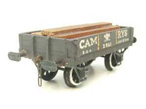 "O Gauge Low Sided ""Cam Rys"" Open Wagon R/N 2361 image 2"