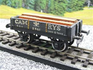 "O Gauge Low Sided ""Cam Rys"" Open Wagon R/N 2361 image 3"
