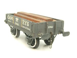 "O Gauge Low Sided ""Cam Rys"" Open Wagon R/N 2361 image 6"
