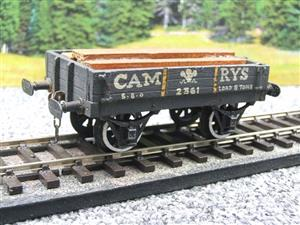 "O Gauge Low Sided ""Cam Rys"" Open Wagon R/N 2361 image 10"