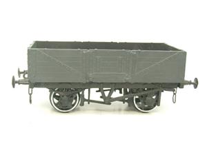 O Gauge Grey Open Mineral Wagon Fine scale image 1
