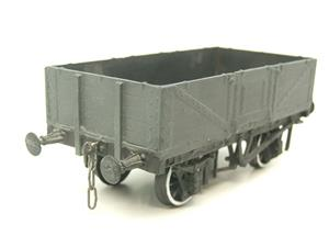 O Gauge Grey Open Mineral Wagon Fine scale image 2
