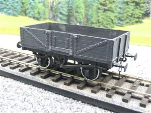 O Gauge Grey Open Mineral Wagon Fine scale image 3