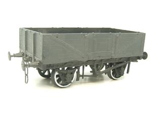 O Gauge Grey Open Mineral Wagon Fine scale image 4