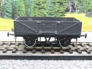 O Gauge Grey Open Mineral Wagon Fine scale image 5