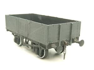 O Gauge Grey Open Mineral Wagon Fine scale image 6
