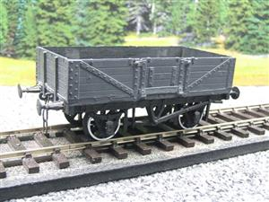 O Gauge Grey Open Mineral Wagon Fine scale image 10
