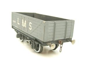 O Gauge Kit Scratch Built LMS Open coal Wagon R/N 165315 image 6