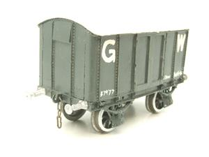 Kit-Scratch Built O Gauge Solid Metal GW Goods Van R/N 37974 image 2