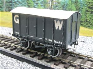 Kit-Scratch Built O Gauge Solid Metal GW Goods Van R/N 37974 image 3
