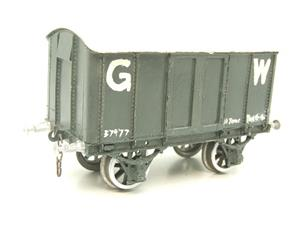 Kit-Scratch Built O Gauge Solid Metal GW Goods Van R/N 37974 image 4