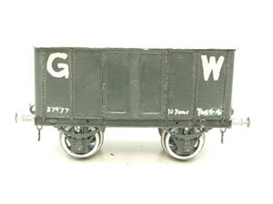 Kit-Scratch Built O Gauge Solid Metal GW Goods Van R/N 37974 image 5