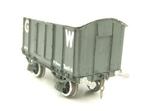 Kit-Scratch Built O Gauge Solid Metal GW Goods Van R/N 37974 image 6