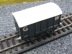Kit-Scratch Built O Gauge Solid Metal GW Goods Van R/N 37974 image 7