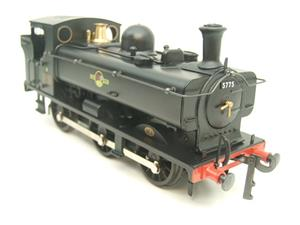 Ace Trains O Gauge E21E BR Post 56 Black 57xx Pannier Tank Loco R/N 5775 Electric Boxed image 2