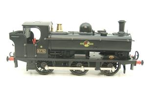 Ace Trains O Gauge E21E BR Post 56 Black 57xx Pannier Tank Loco R/N 5775 Electric Boxed image 5