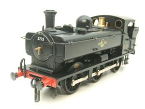 Ace Trains O Gauge E21E BR Post 56 Black 57xx Pannier Tank Loco R/N 5775 Electric Boxed image 6
