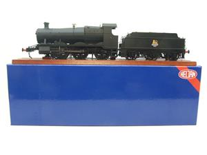 Heljan Tower Models O Gauge Item 4321 BR Black Early Crest Class 43xx Mogul Loco & Tender Electric image 1