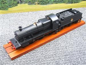 Heljan Tower Models O Gauge Item 4321 BR Black Early Crest Class 43xx Mogul Loco & Tender Electric image 8