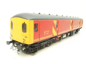 Heljan O Gauge Class 128DPU-8951 Red Royal Mail Coach R/N 55993 Electric 2 Rail Boxed image 2
